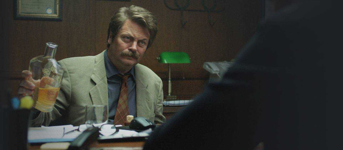 Nick Offerman in Believe Me