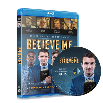 Believe Me - BluRay