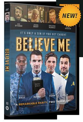 Believe Me DVD - NEW