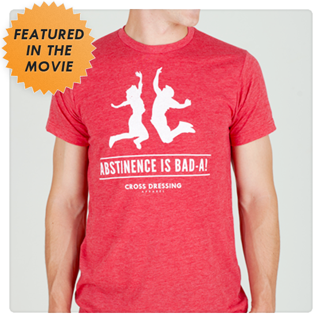 Abstinence is Bad A Tee Shirt