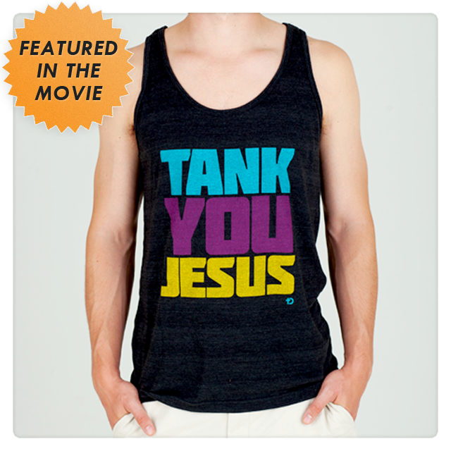 Tank You Jesus Tee Shirt